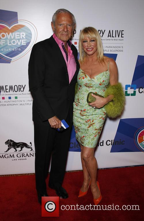 Alan Hamel and Suzanne Somers 1