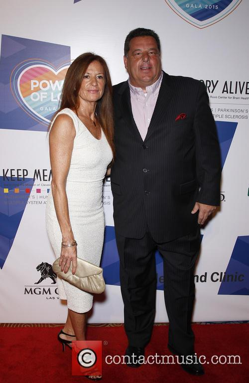 Laura Schirripa and Steve Schirripa 2