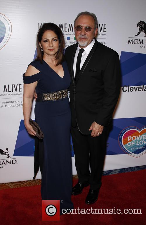 Gloria Estefan and Emilio Estefan 6