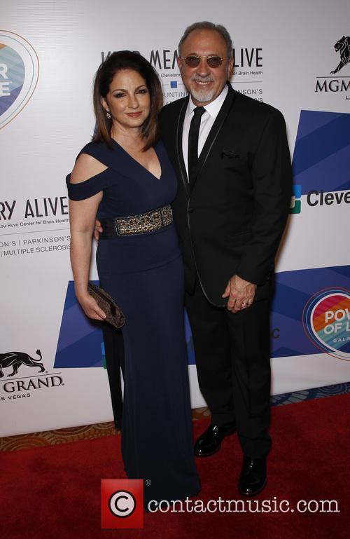 Gloria Estefan and Emilio Estefan 7