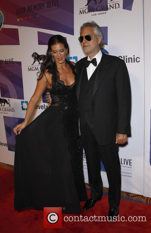 Veronica Bocelli and Andrea Bocelli 3