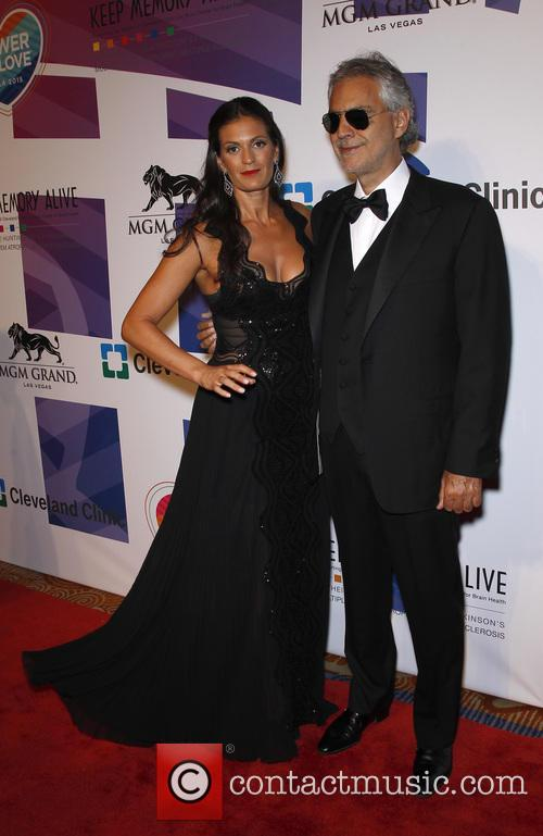 Veronica Bocelli and Andrea Bocelli 4