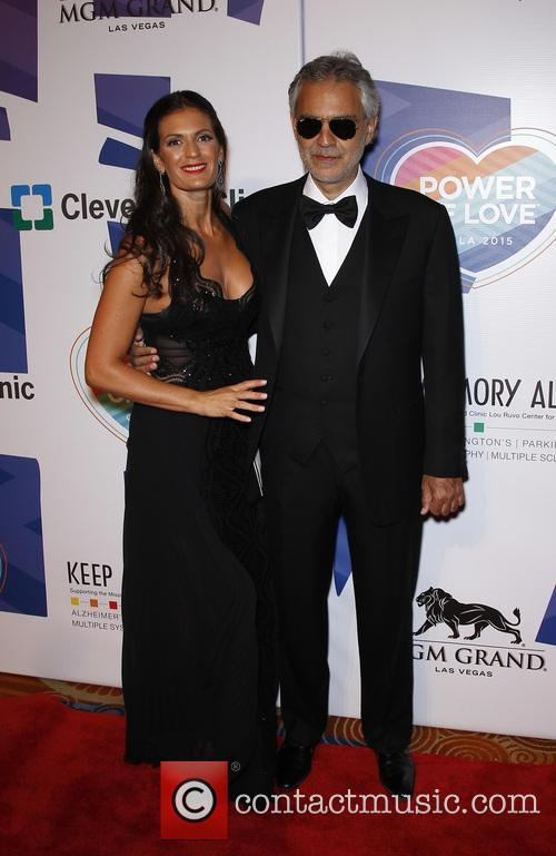 Veronica Bocelli and Andrea Bocelli 6