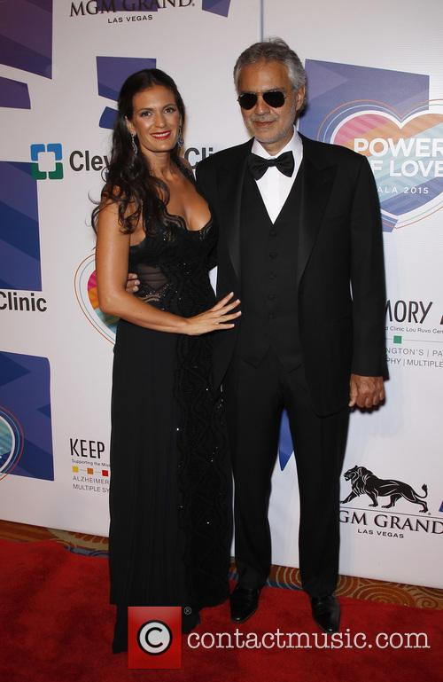 Veronica Bocelli and Andrea Bocelli 7