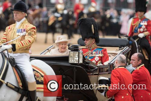 The Queen, Queen Elizabeth Ii, The Duke Of Edinburgh and Prince Philip 3