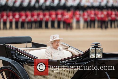 The Queen and Queen Elizabeth Ii 5