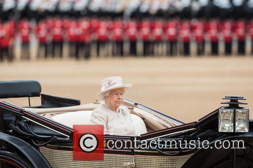 The Queen and Queen Elizabeth Ii 6