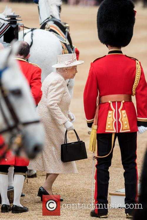 The Queen and Queen Elizabeth Ii 1