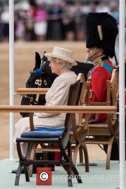 The Duke Of Edinburgh, Prince Philip, The Queen and Queen Elizabeth Ii 4