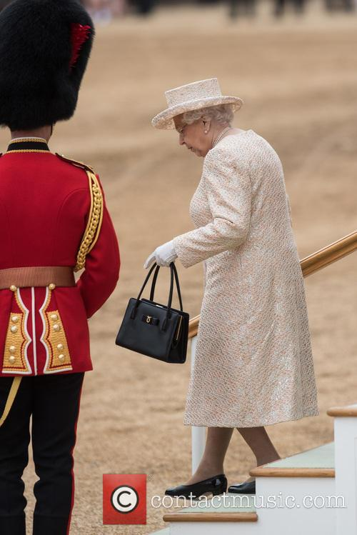 The Queen and Queen Elizabeth Ii 10
