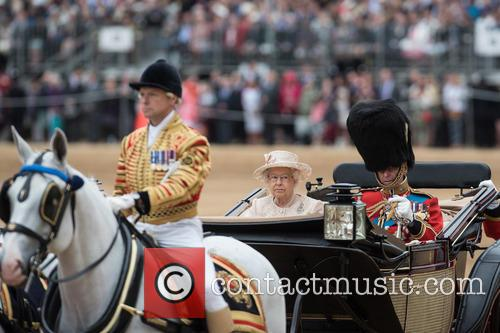 The Duke Of Edinburgh, Prince Philip, The Queen and Queen Elizabeth Ii 6