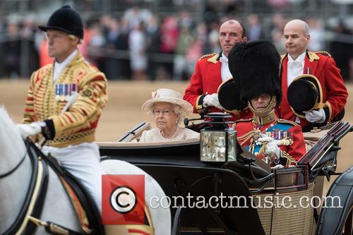 The Duke Of Edinburgh, Prince Philip, The Queen and Queen Elizabeth Ii 8