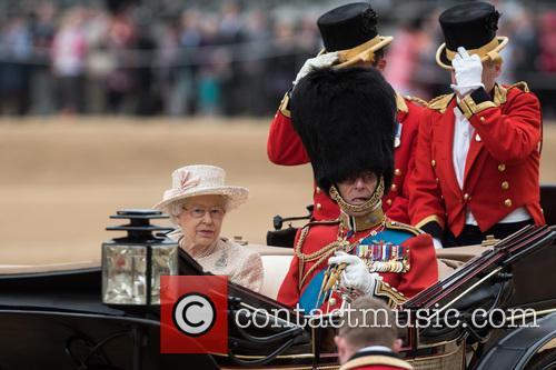 The Duke Of Edinburgh, Prince Philip, The Queen and Queen Elizabeth Ii 9