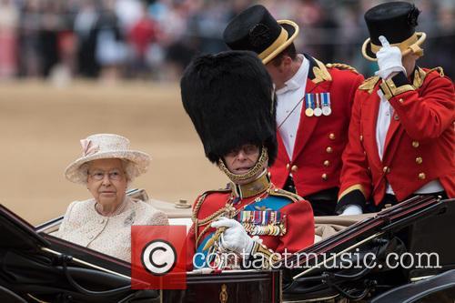The Duke Of Edinburgh, Prince Philip, The Queen and Queen Elizabeth Ii 10