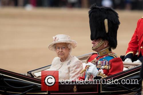 The Duke Of Edinburgh, Prince Philip, The Queen and Queen Elizabeth Ii 11