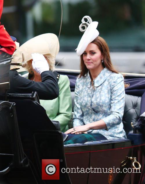 Camilla, Duchess Of Cornwall, Catherine and Duchess Of Cambridge 2