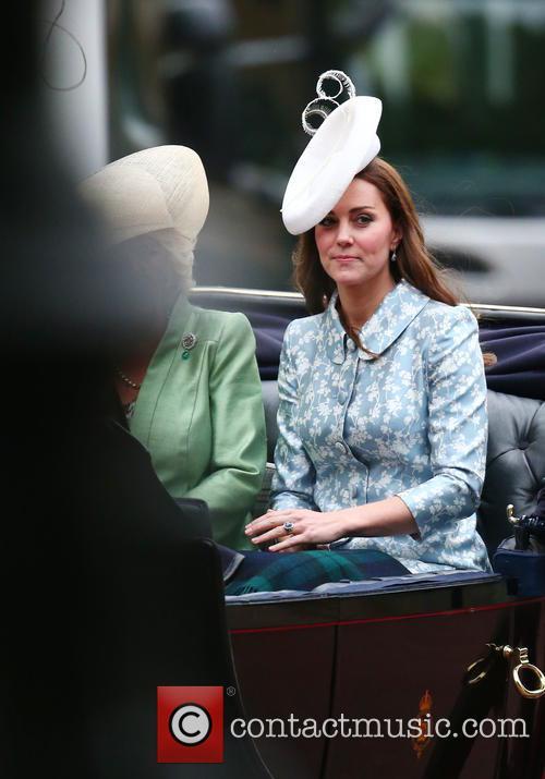 Camilla, Duchess Of Cornwall, Catherine and Duchess Of Cambridge 4