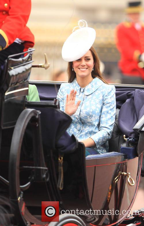 Catherine, Duchess Of Cambridge, Camilla and Duchess Of Cornwall 3