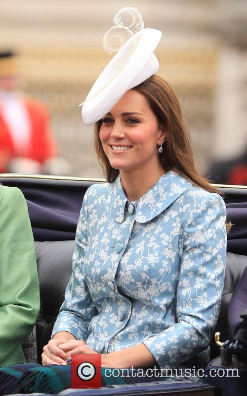 Catherine, Duchess Of Cambridge, Camilla and Duchess Of Cornwall 5