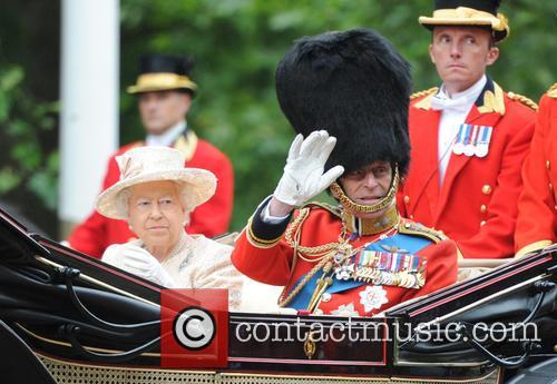 Duke Of Edinburgh and Elizabeth Ii 2