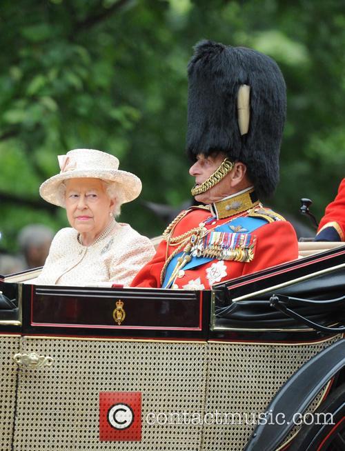 Duke Of Edinburgh and Elizabeth Ii 3