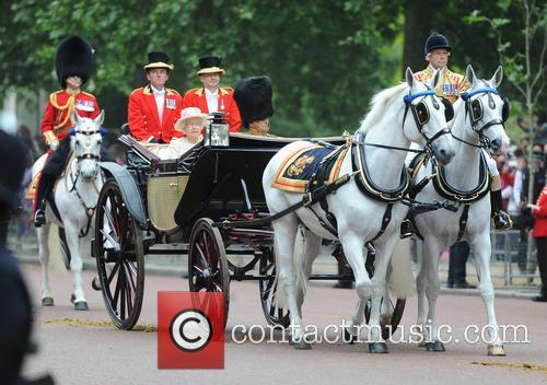 Duke Of Edinburgh and Elizabeth Ii 1