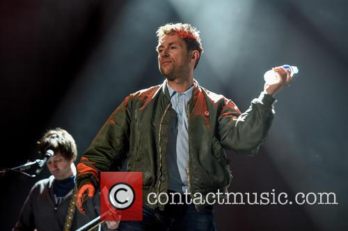 Blur and Damon Albarn 9