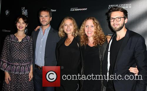 Alexia Landeau, Michael Medico, Zoe R. Cassavetes, Brooke Smith and Guy Burnet 6