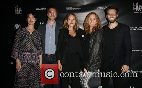 Alexia Landeau, Michael Medico, Zoe R. Cassavetes, Brooke Smith and Guy Burnet 9