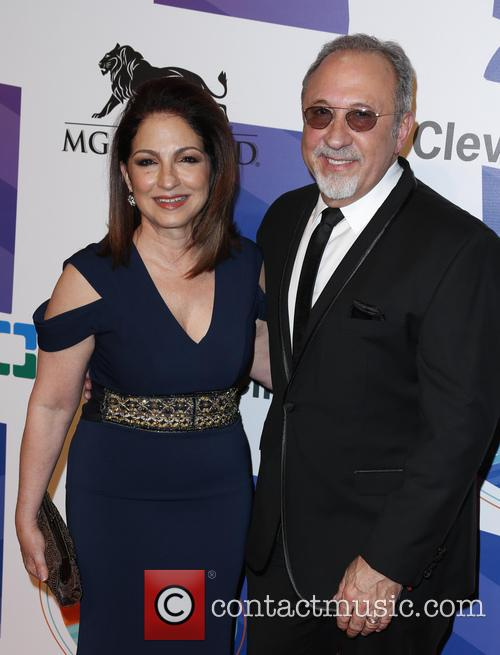 Gloria Estefan and Emilio Estefan Jr. 2