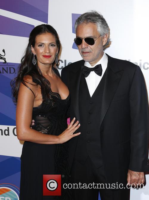 Veronica Bocelli and Andrea Bocelli 2