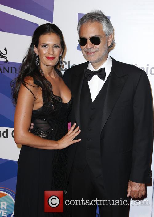 Veronica Bocelli and Andrea Bocelli 3