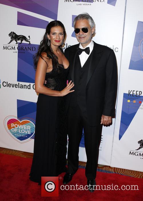 Veronica Bocelli and Andrea Bocelli 1