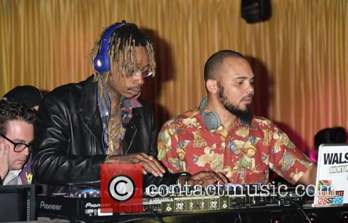 Wiz Khalifa and Dj Walshy Fire 6