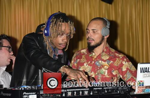 Wiz Khalifa and Dj Walshy Fire 7