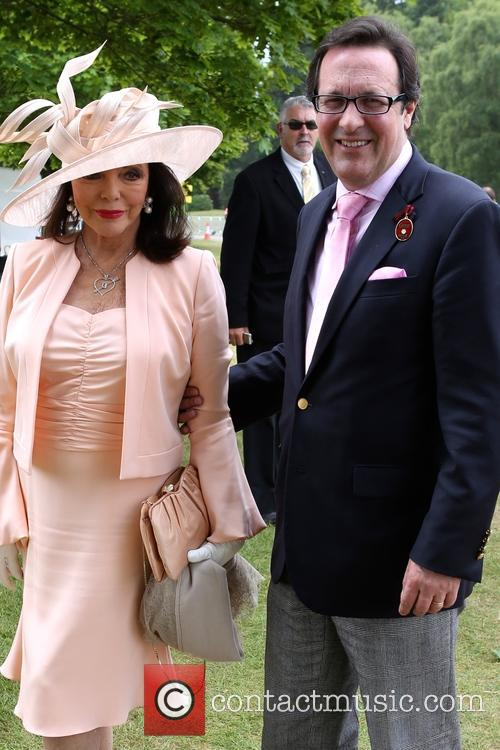 Joan Collins and Percy Gibson 4