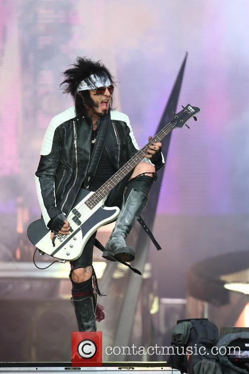 Nikki Sixx and Mötley Crüe 3