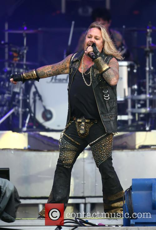 Vince Neil and Mötley Crüe 3