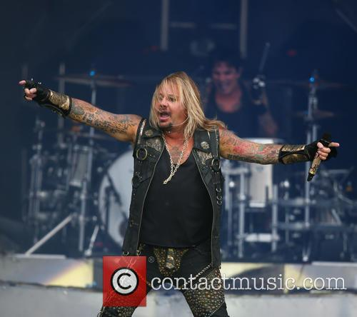 Vince Neil and Mötley Crüe 4