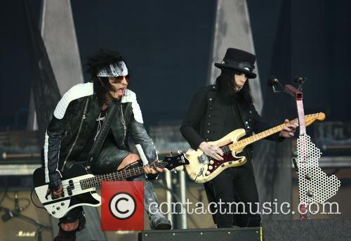 Nikki Sixx, Mick Mars and Mötley Crüe