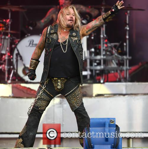 Vince Neil and Mötley Crüe 5