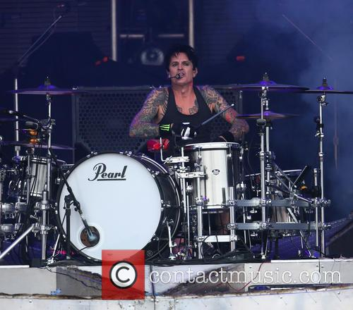 Tommy Lee and Mötley Crüe 5