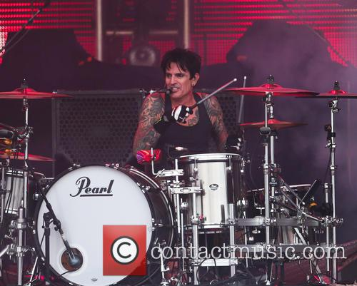Tommy Lee and Mötley Crüe 1