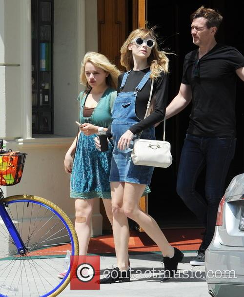Jaime King, Joey King and Kyle Newman 2