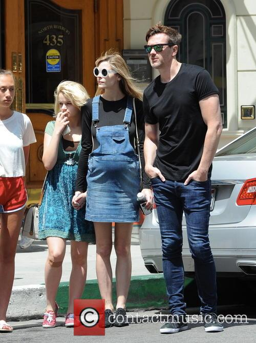 Jaime King, Joey King and Kyle Newman 4