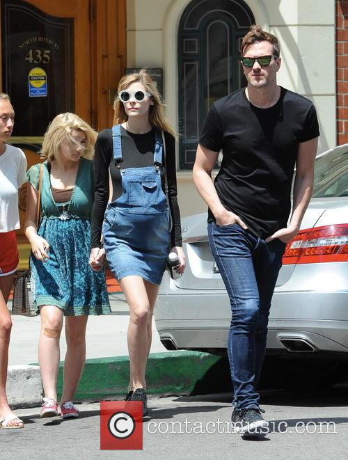 Jaime King, Joey King and Kyle Newman 5