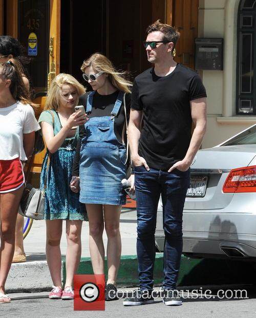 Jaime King, Joey King and Kyle Newman 7
