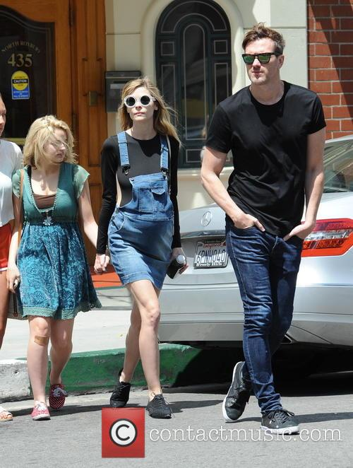 Jaime King, Joey King and Kyle Newman 10