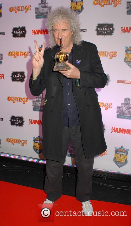 Brian May 4