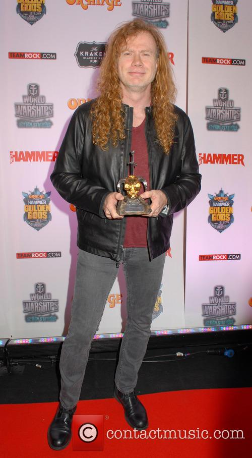 Dave Mustaine 3